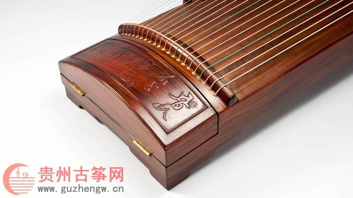幽谷清风(老红木书法)