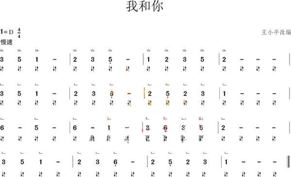 宋心馨古筝教学第六课 抹指法